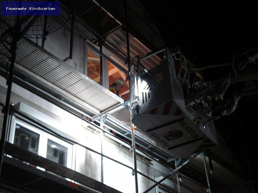 Hilfeleistung - H1 vom 03.10.2012  |  Feuerwehr Kirchzarten (2012)