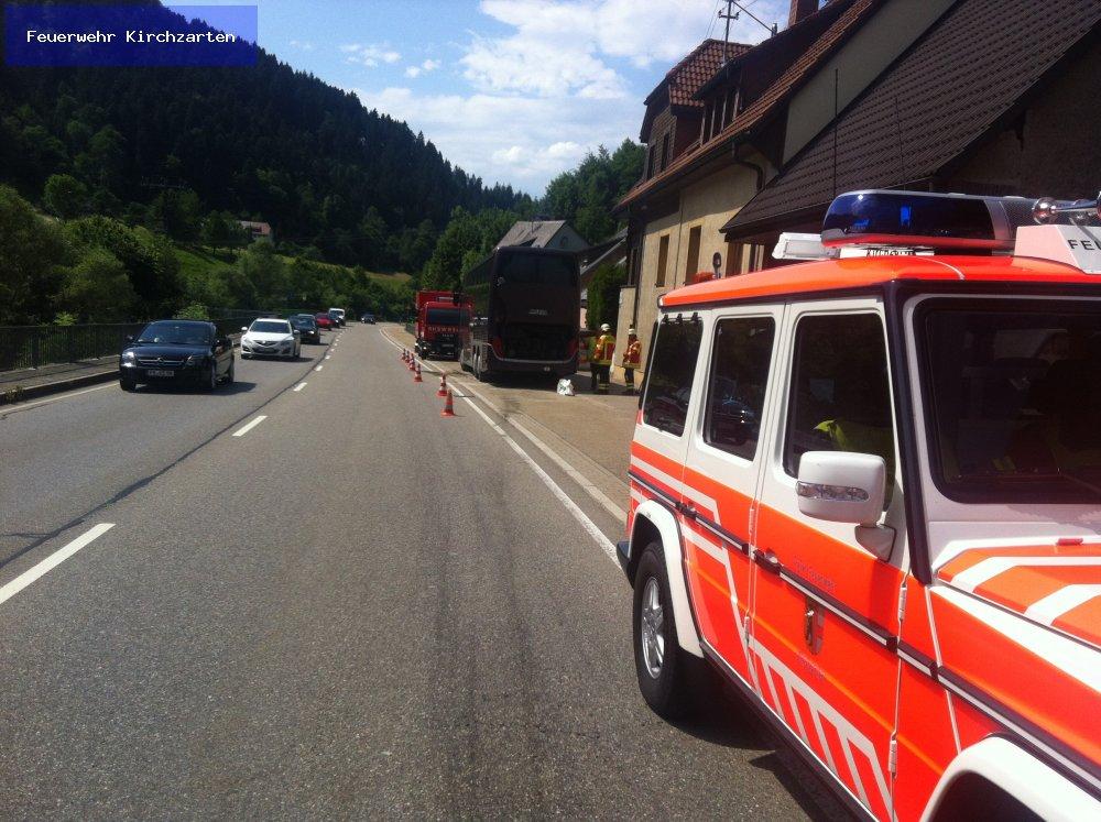 Hilfeleistung - H1 vom 18.06.2012  |  Feuerwehr Kirchzarten (2012)