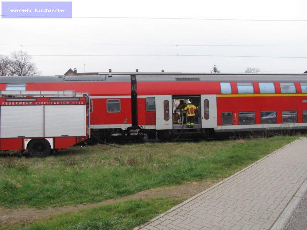 Hilfeleistung - H3 vom 07.04.2012  |  Feuerwehr Kirchzarten (2012)